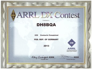 ARRL-DX-CW-2013