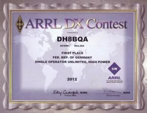 arrl-dx-cw-2012