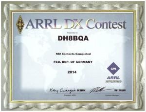 arrl-dx-cw-2014