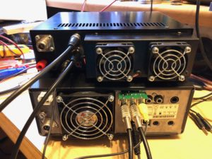 A transverter interface for the '7300 | DH8BQA