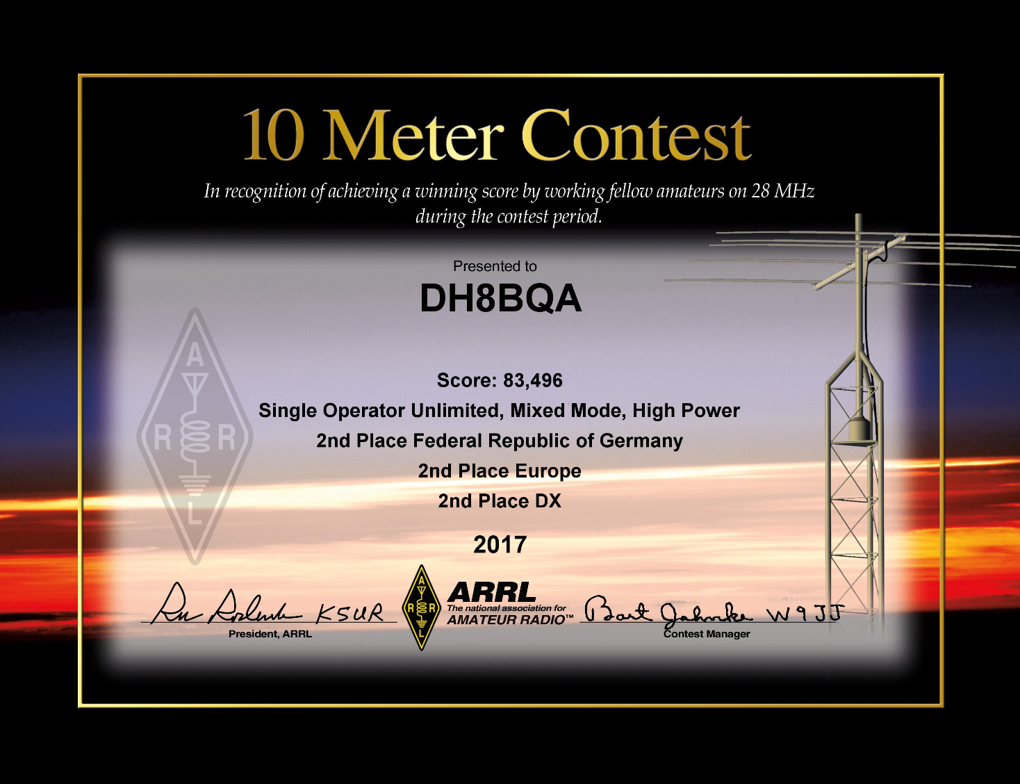 DH8BQA | Contest, DX & radio projects | Page 4